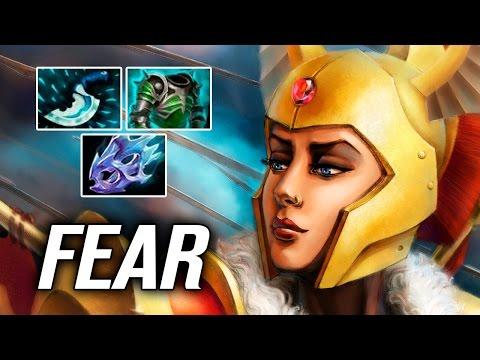 Fear • Legion Commander — Pro MMR