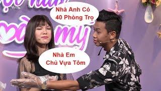 Cách Tán Gái 100% Đỗ Của Cháu Việt Hương | MỘT NỬA HOÀN MỸ
