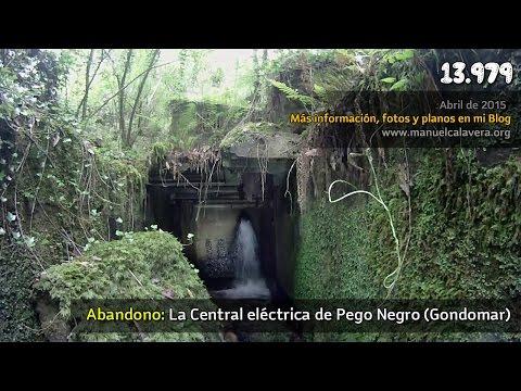 La central eléctrica de Pego Negro