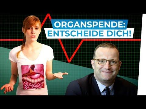 Organspende: Wenn du nicht entscheidest, entscheidet Jens Spahn für dich!