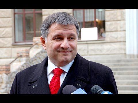 Арсен Аваков Дон Корлеоне в кресле министра внутренних дел