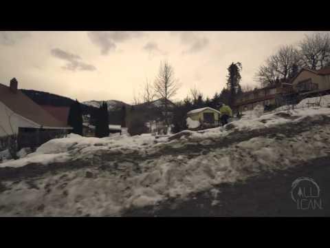 Jp Auclair skiing Trail, BC.  Sick.