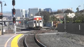 Santa Clara (CA) United States  city images : Trains - Santa Clara / Salinas, California, USA