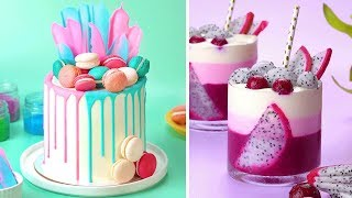 How To Make Chocolate Cake For Party  | So Yummy Cake Decorating | Tasty Plus Cake
