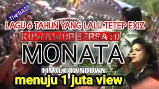 Monata final cndown