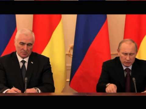 Официальный визит в Российскую Федерацию