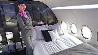 Video $100 Million Boeing Business Jet - Royal Jet MP3, 3GP, MP4, WEBM, AVI, FLV Februari 2019