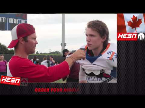 Gatineau Vikings - Player interview
