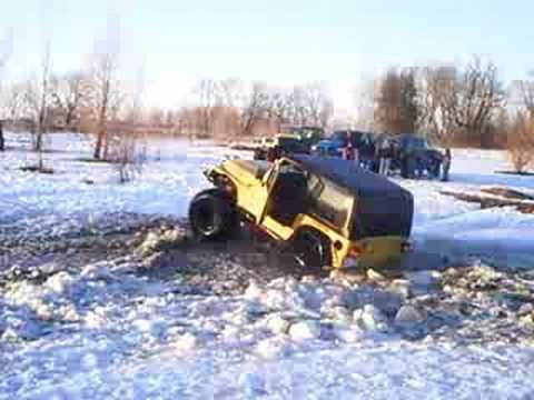 WHAT NOT TO DO WITH YOUR JEEP
