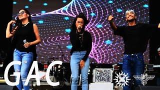 Gamaliel Audrey Cantika (GAC) LIVE - EYE OF UNIVERSE | F2WL 2016 Video