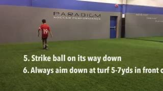 Soccer Skills Training: Video of the Week
