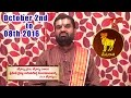 Vaara Phalalu Weekly Predictions from Oct 2nd to Oct 8th