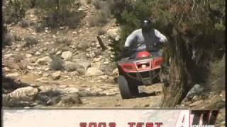 1. ATV Television - 2002 Can Am Bombardier Rally Test