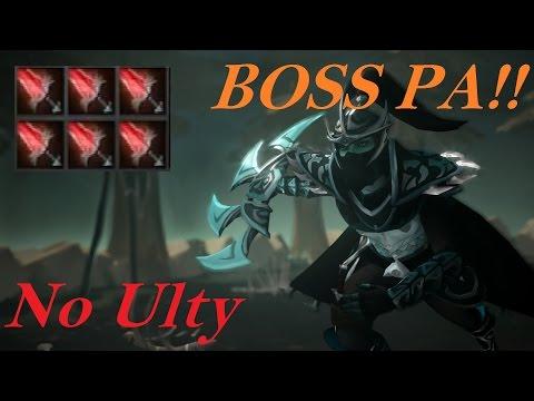 Phantom Assasin No Ulty - 42 Kills - Full Crystalys
