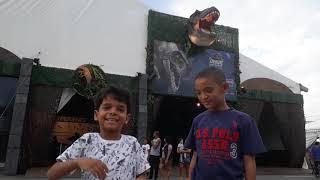 Kinoplex - 3 Dino Experience   Shopping Nova América