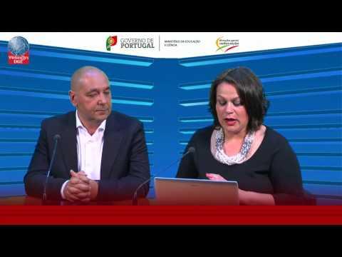 Tablets na Educação Especial com o Diretor do Agrupamento de Escolas de Freixo, Dr. Luís Fernande...