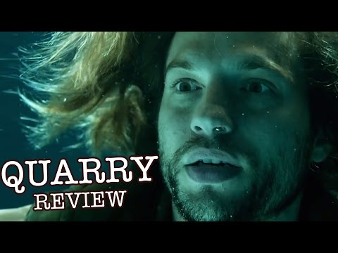 ​Quarry Review - Cinemax's New Show, Logan Marshall-Green