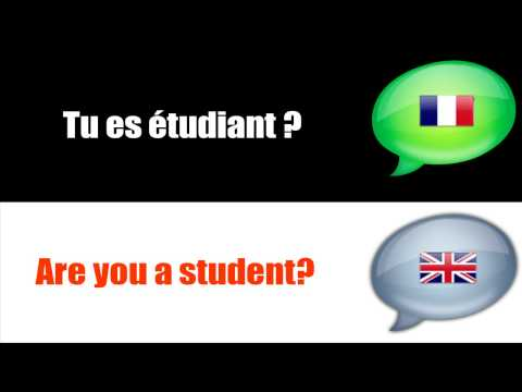 SURVIVAL FRENCH : TALKING ABOUT SCHOOL