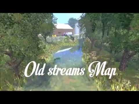Old Streams Map v2.0 GMK