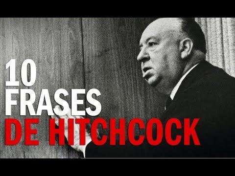 Frases celebres - 10 FRASES DE HITCHCOCK QUE LO DEFINEN  ESQUIRE ES