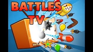 HUGE UPDATE - Battles TV - Watch Your Favorite Players!!