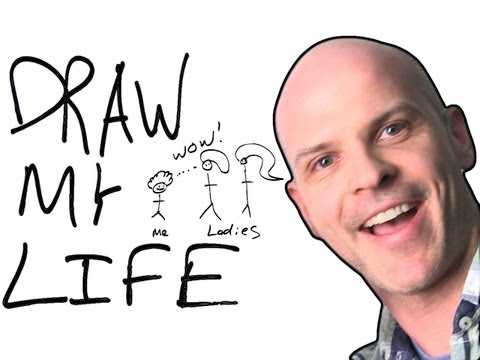 Todd Womack - Todd draws his life too! (He used to have hair!) Subscribe to BarelyPolitical! http://bit.ly/Nf8avU The Key of Awesome playlist! http://bit.ly/14A6SGK The Ke...