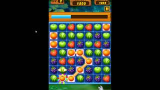 Fruits Legend videosu