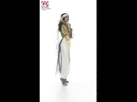 Déguisement de danseuse orientale