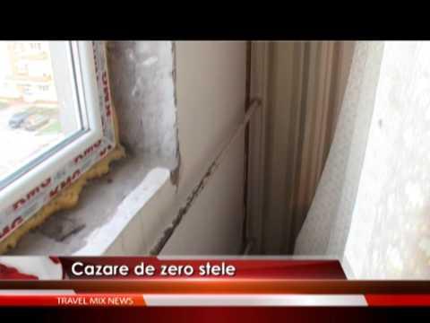Cazare la zero stele – VIDEO