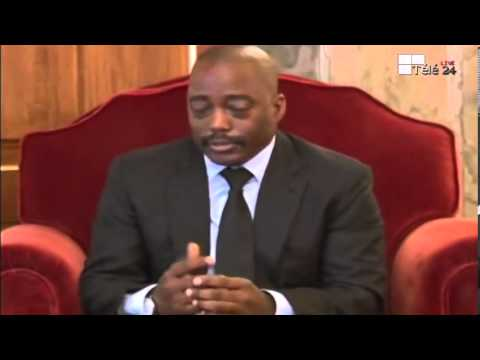 TÉLÉ 24 LIVE: Le Président Joseph Kabila en visite à Luanda pour la signature d'un accord de coopération entre la RDC, L'Angola, et l'Afrique du Sud