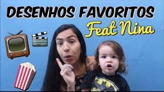 E ai galera, tudo bom com vocês?Neste vídeo delícia eu e Nina contamos para vocês quais são os nossos 5 desenhos favoritos no momento.Espero que gostem!------- Assista aqui meus últimos vídeos -------AMIZADES X MATERNIDADE: https://www.youtube.com/watch?v=9fWzcllEElo&t=1sPORQUE COLOQUEI ALARGADORES + MINHA COLEÇÃO: https://www.youtube.com/watch?v=uAR_Ie-t12sRETROSPECTIVA 2 ANOS NINA: https://www.youtube.com/watch?v=QkZMnwA0iNU&t=2s--------- Links para me achar ----------Facebook: http://facebook.com/mischaslemosTwitter: http://twitter.com/mischalemosInstagram: http://instagram.com/mischa.lemosSnapchat: mischalemosFlickr: http://flickr.com/photos/mischalemosPinterest: https://br.pinterest.com/mischalemos/