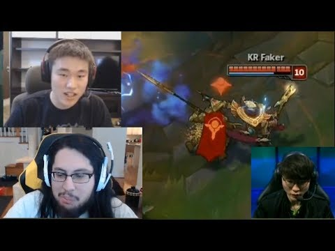 Twitch - Imaqtpie Met Doublelift In Real Life  Faker's Unbelievable Play  Pobelter With The Escape  LoL