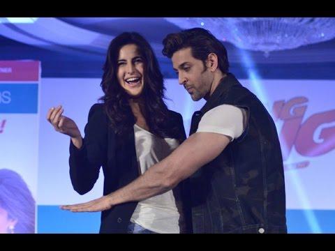 Hrithik Roshan And Katrina Kaif Bang It Off