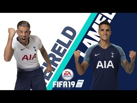 Video: FIFA 19 | TOBY ALDERWEIRELD V ERIK LAMELA