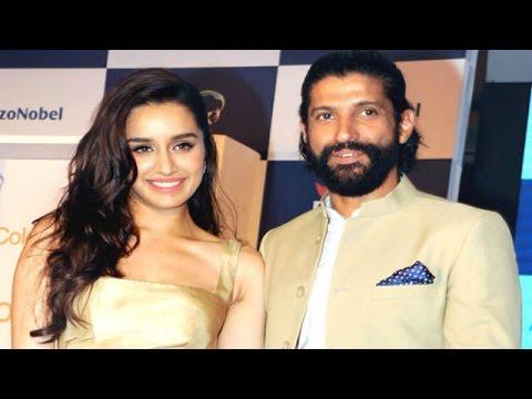Shraddha Gives Farhan's Birthday Bash A Miss |