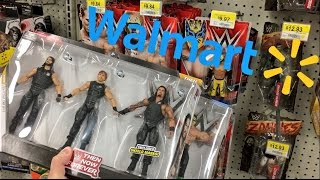 STEALING NEW WWE 3PKS FROM WALMART! WWE ELITE 2PKS AT TARGET! ...
