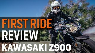 4. Kawasaki Z900 First Ride Review at RevZilla.com