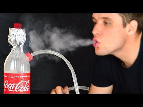 How to Make a Hookah out of a Bottle for Coca Cola