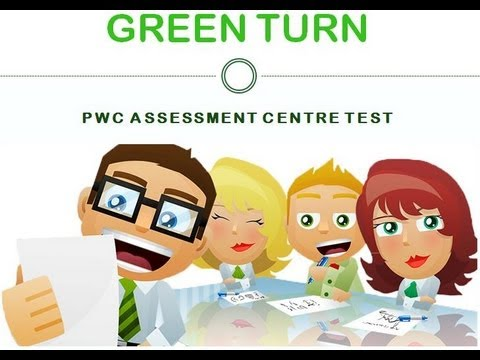 PWC Assessment Centre Preparation