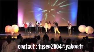 Festival d'Humour tuSeo à Brazza