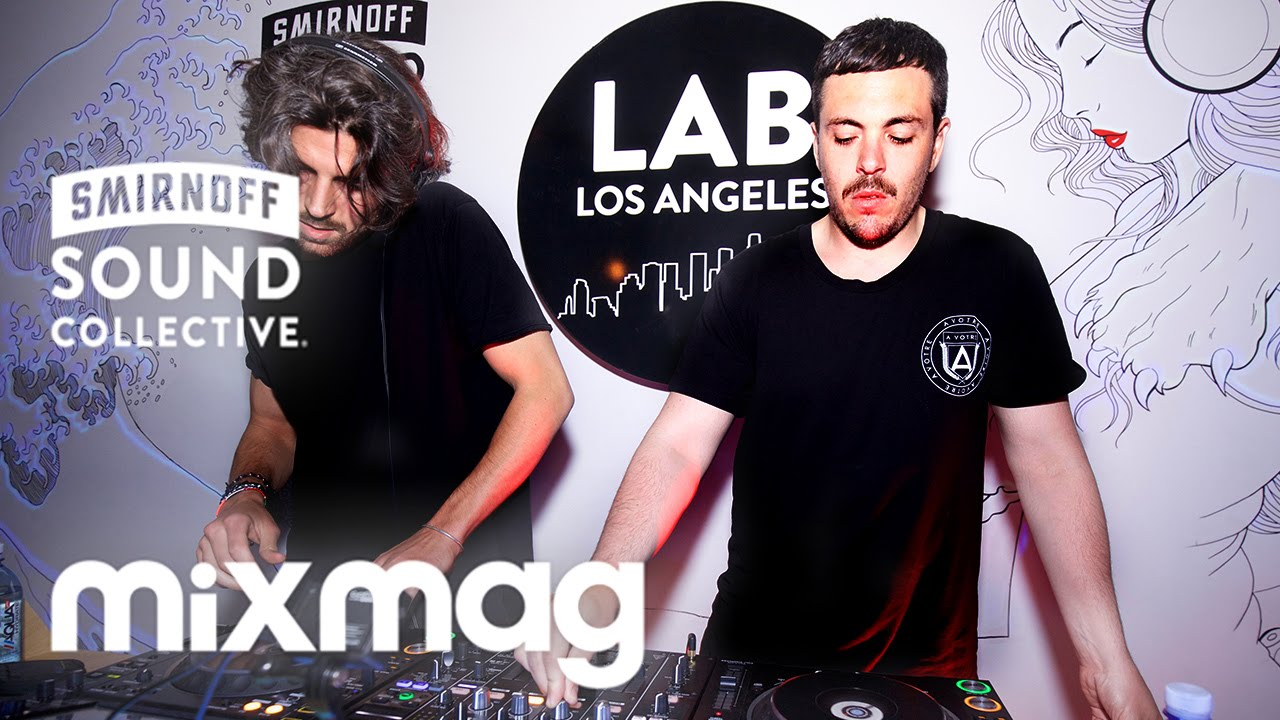 Santé and Sidney Charles - Live @ Mixmag Lab LA 2016