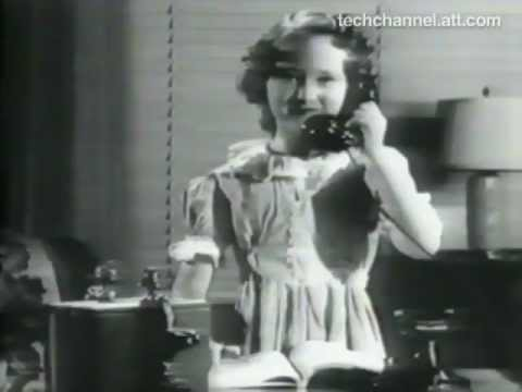 A 1936 Film Reel by AT T Prepares Viewers for the Impending Switch to Rotary Dial