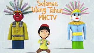 Ucapan Selamat Ulang Tahun ke-23 MNCTV Dari Entong