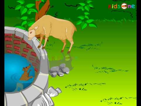 Fox and Sheep  Hindi Animated Stories