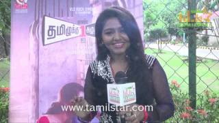 Shalu at Tamiluku En Ondrai Aluthavum Press Meet