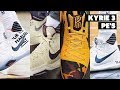 Here's Every PE Kyrie Has Worn In The 2017 NBA Playoffs.. So Far