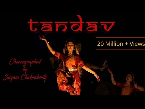 Video TANDAV | Choreography by Sayani Chakraborty download in MP3, 3GP, MP4, WEBM, AVI, FLV January 2017