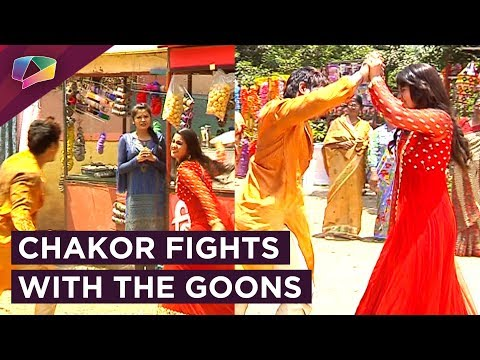 Chakor Fights With The Goons | New Entry | Udaan |