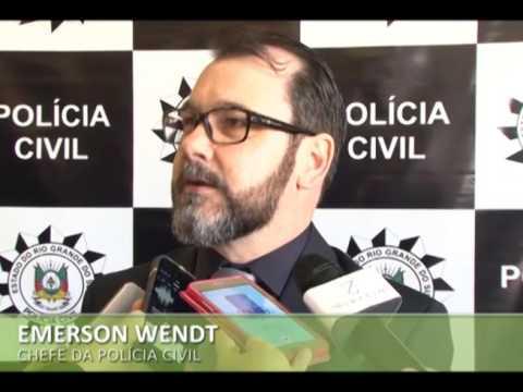 Vídeo Começa o treinamento de 224 novos agentes da Polícia Civil