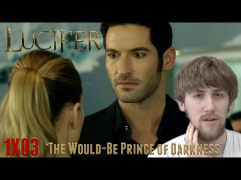 Lucifer Season 1 Episode 3 - 'The Would-Be Prince of Darkness' Reaction